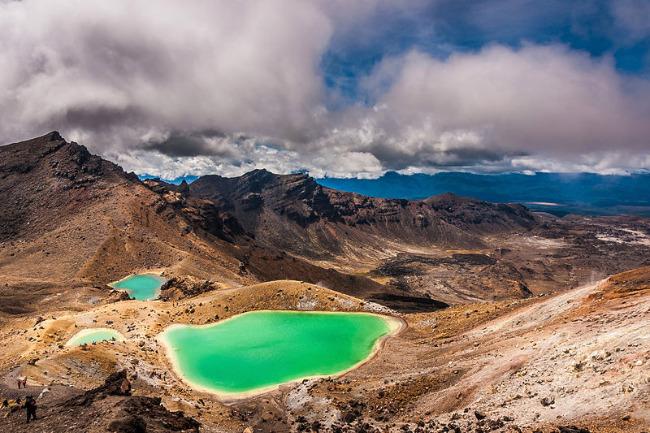 Tangariro Nouvelle Zelande