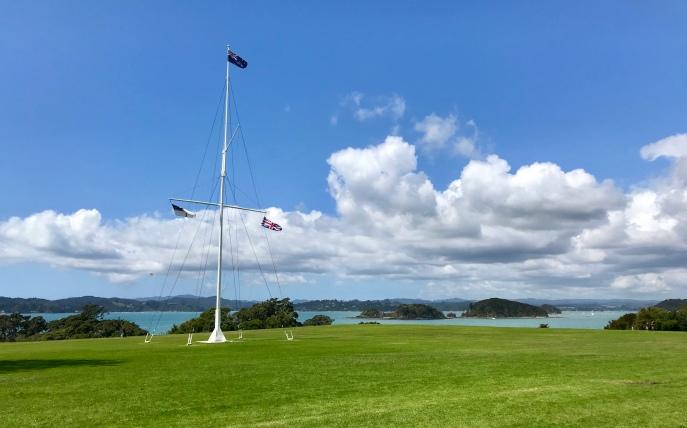 drapeau waitangi 2
