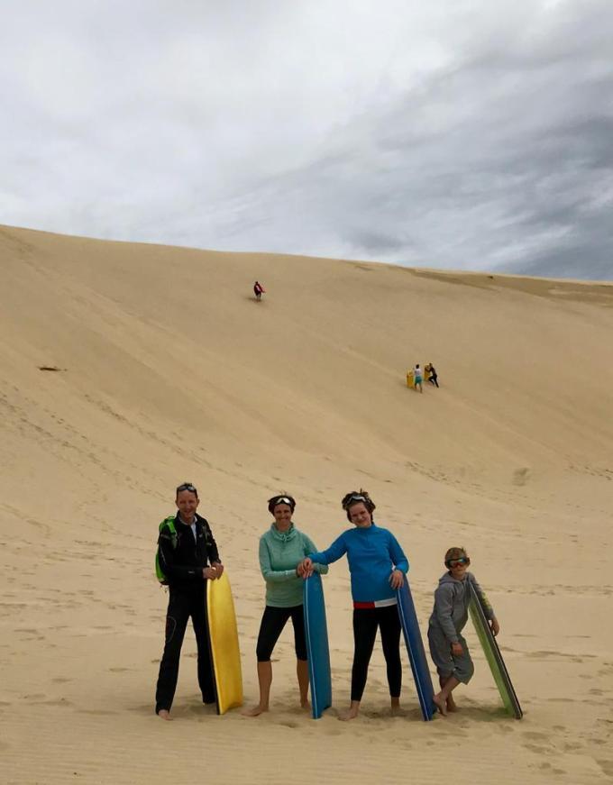 famille dune NZ