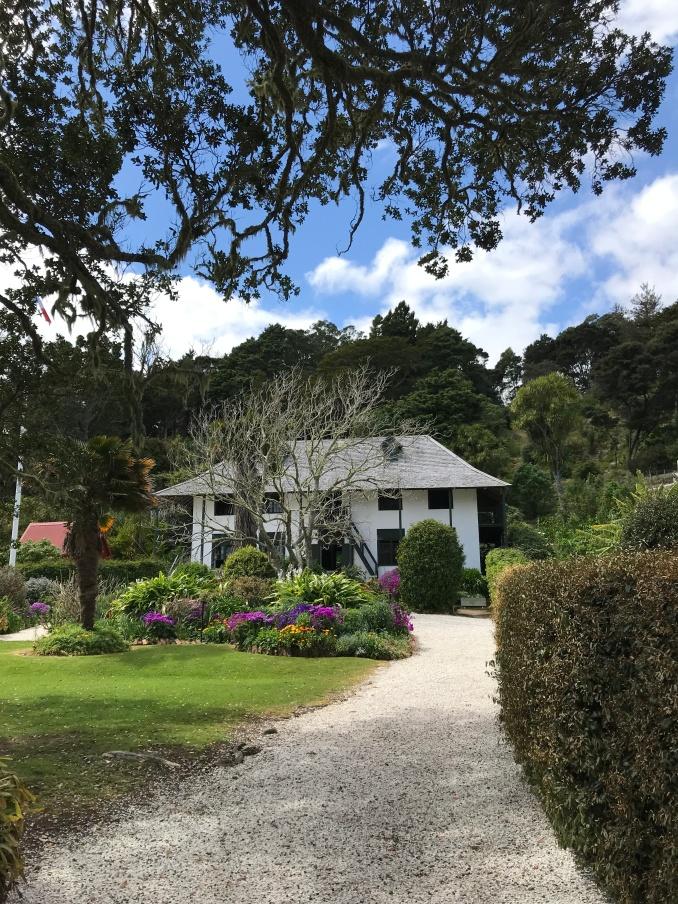 pompalier house NZ