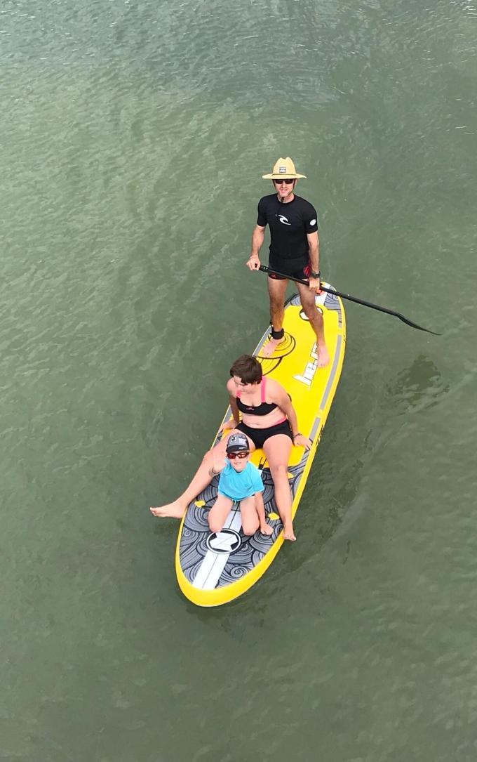 Ragglan paddle 2 NZ