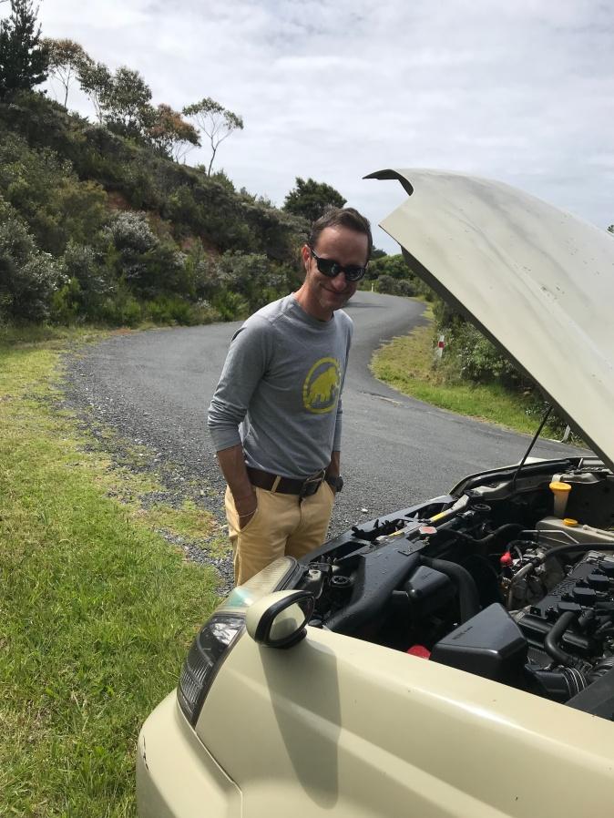 voiture bis NZ