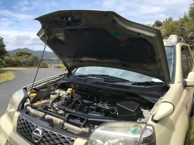 voiture NZ