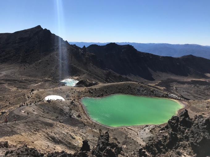 Tongariro Alpin Crossing